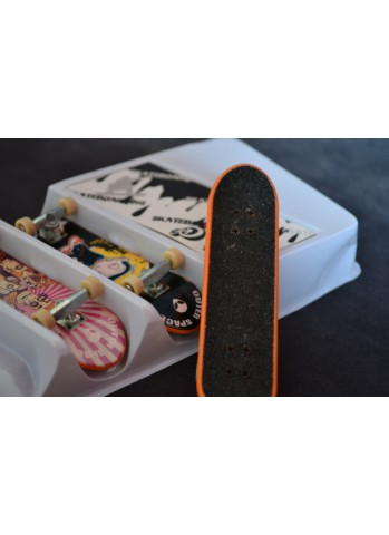 Prstový mini skateboard - 3 ks